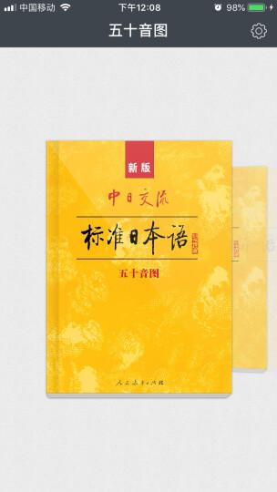 新版中日交流标准日本语 初级第2版+中级第2版+高级 晒单图