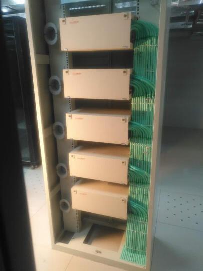 博扬(BOYANG)BY-WG611S 千兆双纤单模光纤收发器 光电转换器 支持14槽机架 防雷SC接口 25公里外置电源 晒单图