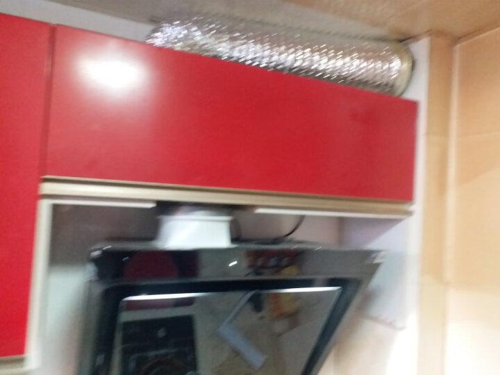 美的(Midea)CXW-200-DJ319 油烟机 16爆炒大吸力 侧吸抽油烟机 立体环吸 家用吸油烟机 晒单图