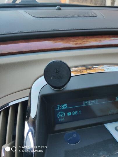 毕亚兹 车载手机支架 C21 空调出风口磁吸式支架 中国红 汽车手机支架 手机平板导航仪通用 晒单图