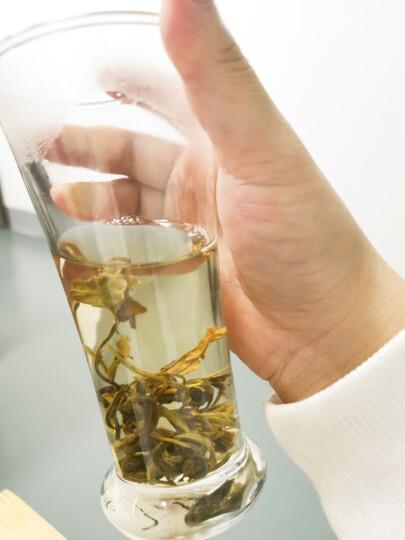 乐品乐茶 茶叶 花草茶 茉莉龙珠茶 浓香型茉莉花香绣球茶叶罐装 125g*1共125g 晒单图