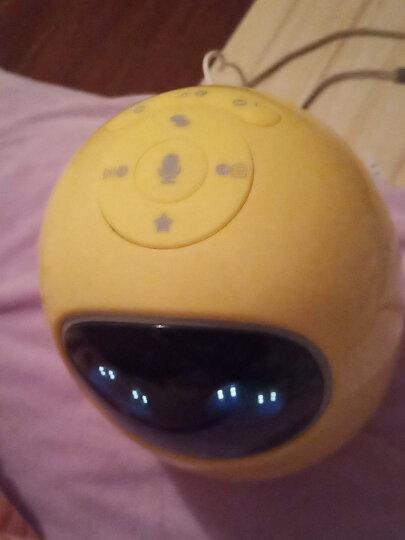科大讯飞早教机 阿尔法蛋小蛋智能机器人 儿童玩具早教学习机器人故事机TYS1 黄色 晒单图