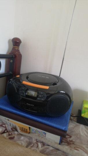 飞利浦(PHILIPS)AZ329/93 CD机 磁带机 卡带机 学习机 胎教机 收录机 收音机 教学机 USB播放器 手提音响 晒单图