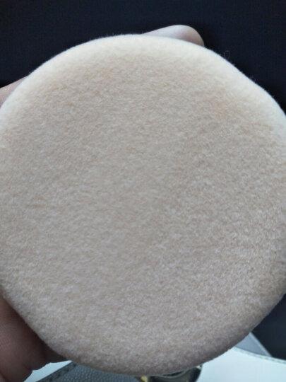 美卡芙优(MAKE-UP FOR YOU) 干粉扑 勾手蜜粉扑 定妆散粉扑 彩妆工具 2个装 蜜粉扑 晒单图