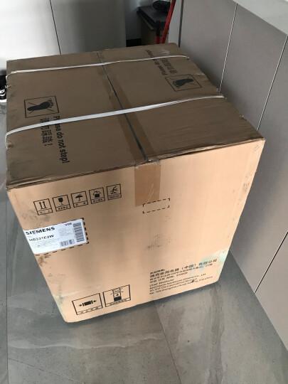 西门子(SIEMENS)66升 原装进口 嵌入式电烤箱 HB331E2W 晒单图