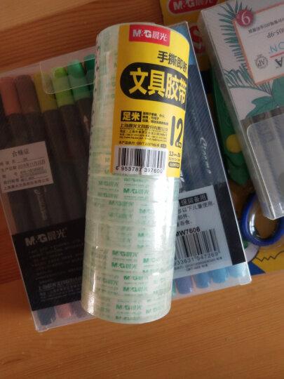 晨光(M&G)文具儿童手工花边剪刀 学生创意剪纸刀 安全包头剪刀套装(3种花边)ASS91408 晒单图