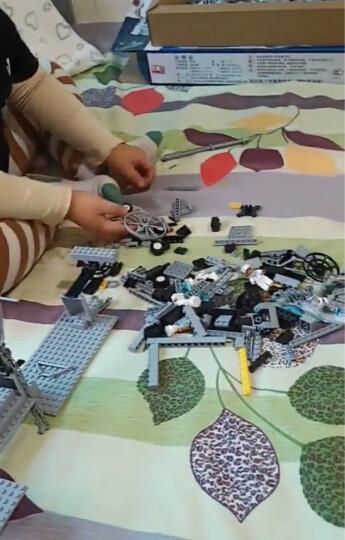 启蒙(ENLIGHTEN)拼装积木军事系列兼容乐高立体拼插玩具男孩礼物飞机坦克野战军团全套 晒单图