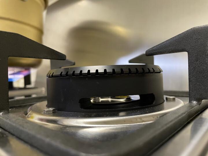 方太(FOTILE)JZT-FD21BE(天然气)燃气灶双灶台 家用嵌入式打火灶具 4.1KW猛火爆炒 晒单图