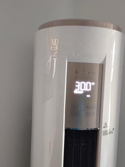 美的(Midea)2匹\/3匹智能家电圆柱空调变频柜机冷暖立式自清洁节能智行新能效 KFR-51LW/BP2DN8Y-YA400(3) 晒单图