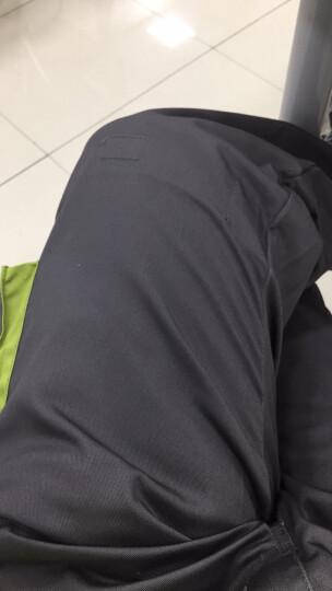代尔塔 / DELTAPLUS 405409 工装裤 男工作裤 劳保工作裤 舒适耐磨 灰色 M 1件 晒单图
