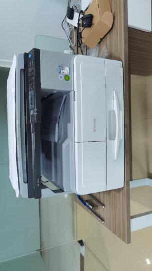 理光(Ricoh)MP2014/D/AD黑白激光A3复印机一体机A3A4复合机复印机打印办公扫描 MP2014AD(自动双面打印复印扫描+批量复印) 官方标配 晒单图