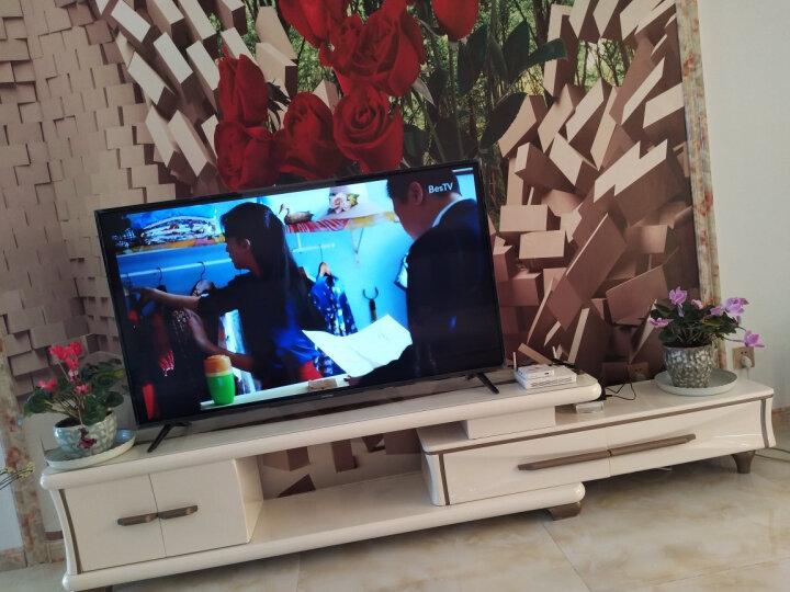 长虹 55DS300 55英寸电视 4K超高清 智能液晶网络平板电视机(黑色) 晒单图
