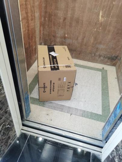 艾美特(Airmate)取暖器/电暖器家用/小太阳/鸟笼子电热暖气 92厘米台立高度可调节加大烤火炉 HF1214T-W 晒单图