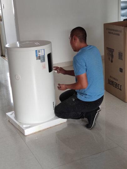 力诺瑞特 逸致系列 阳台壁挂式真空管集热器承压太阳能热水器家用 光电两用 自动上水一级能效 送装一体 真空管立式 晒单图