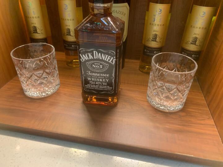 杰克丹尼(Jack Daniel's)洋酒 美国田纳西州 威士忌 进口洋酒 700ml (无盒) 晒单图