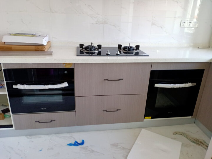 德普(Depelec) 809EB/ES家用嵌入式烤箱Z36B大容量电蒸箱蒸烤箱套装 809+z36银色套装 晒单图