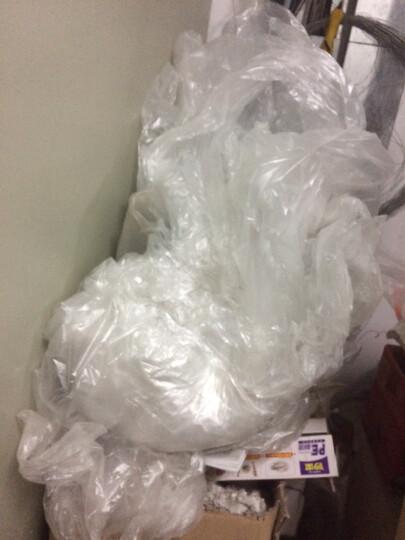 大号一次性塑料袋 浴膜水疗袋 薄膜袋 浴桶袋 透明色 特大120*300CM(25个 晒单图