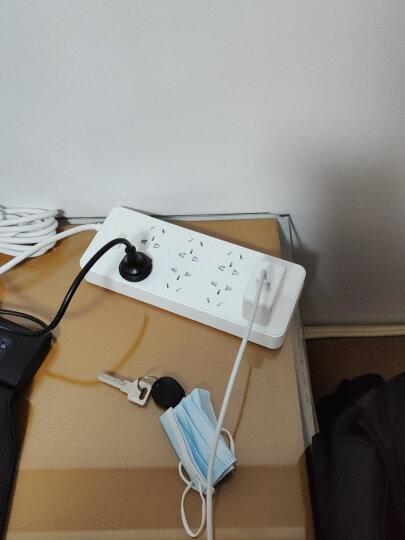 飞利浦(PHILIPS)新国标安全插座 6孔总控 5米 儿童保护门 插线板/插排/排插/拖线板6050B 晒单图