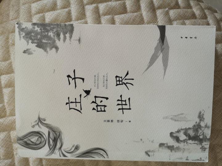 庄子的世界 2019中国好书 晒单图