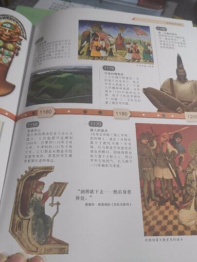 DK儿童人类历史百科全书(第2版)(2021年全新印刷) 晒单图
