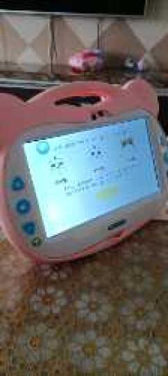 蓝宝贝(LanBaoBei)视频早教机wifi宝宝婴幼儿童学习机国学故事机0-1-3-6岁男女玩具 【9英寸 wifi版】粉色32G 晒单图