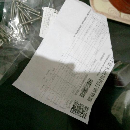 标准耐高温硅胶圈O型圈密封圈 硅胶垫圈 硅橡胶密封件 橡胶垫片硅胶圈M3-M50系列 M22*3 (5粒) 晒单图