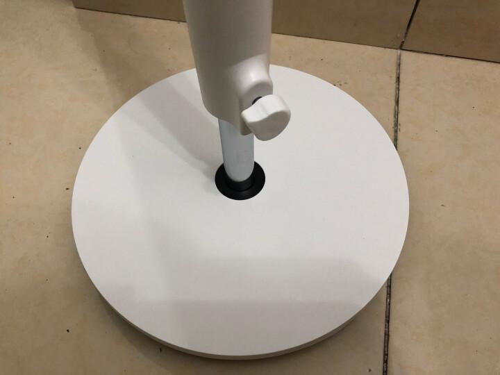 美的(Midea)五叶遥控壁扇挂壁式商居两用风扇节能低噪电风扇家用通风落地扇 FW40-11AR 晒单图