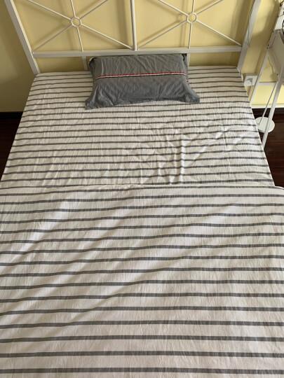 恒源祥家纺 床上用品全棉四件套纯棉印花被套床单床上四件套 春风吹-粉 1.5米床/被套200*230cm 晒单图