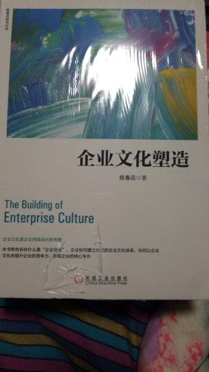 高成长企业组织与文化创新 晒单图