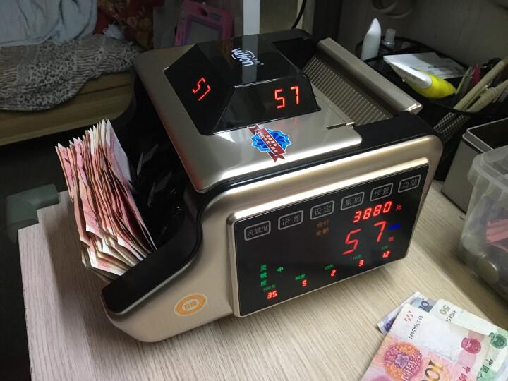 惠朗(huilang)2019新版人民币ML600B(C)点钞机语音报读 支持新旧款人民币混点 晒单图