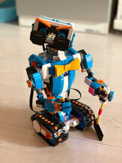 乐高(LEGO)积木 BOOST 5合1智能机器人7-12岁 17101 儿童玩具 男孩女孩生日新年礼物 科技编程 晒单图