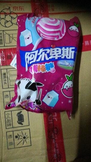 阿尔卑斯草莓牛奶味硬糖棒棒糖(20支装)200克牛奶糖 儿童用糖休闲零食 晒单图
