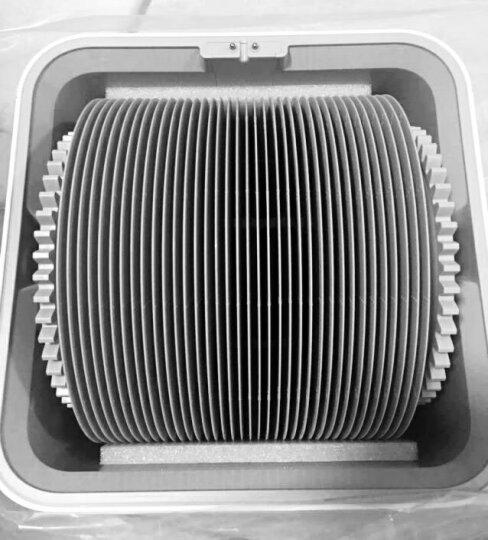 智米 SMARTMI 纯净型智米空气加湿器小米生态链蒸发式加湿器4升大容量便捷式上注水家用加湿机智能操作 晒单图