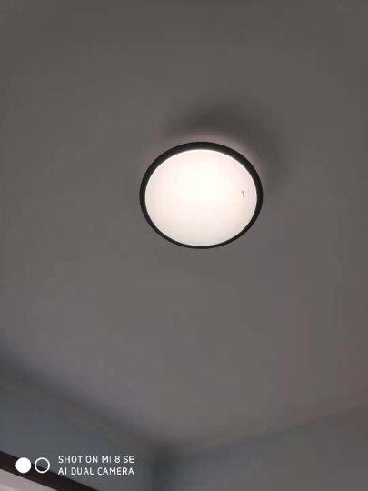 欧普照明(OPPLE) 集成吊顶led灯 铝扣板天花板格栅平板灯嵌入式厨房灯厨卫灯厨房灯 【一厨一卫套装】拉丝银18瓦白光送10瓦白光 防潮防锈抗油污 晒单图