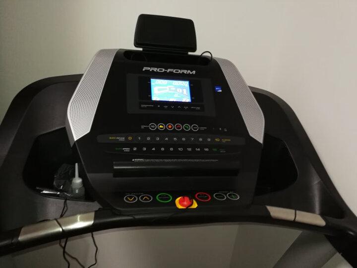 【京选优品】美国爱康ICON跑步机家用诺迪克90716/C700静音智能Flex减震折叠健身运动器材 福州下单24小时送货上门安装 晒单图