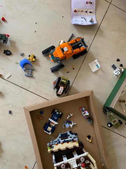 乐高(LEGO)积木 小拼砌师Juniors蜘蛛侠大战蝎子人4-7岁 10754 儿童玩具 男孩女孩生日礼物 晒单图