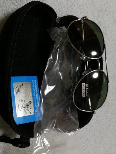 帕杰斯 2021新款偏光太阳镜男女同款驾驶镜时尚情侣墨镜变色眼镜 智能变色款 晒单图
