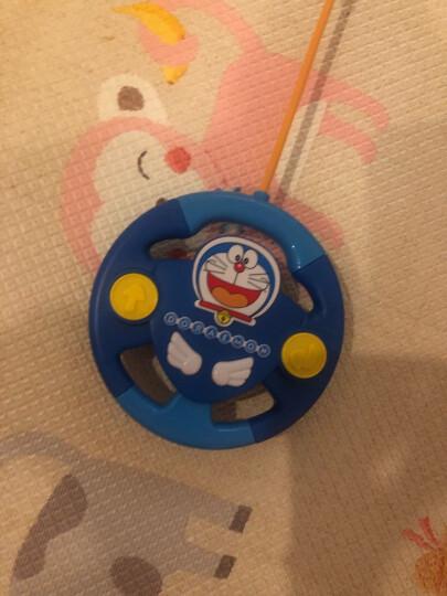 益米 儿童玩具男孩翻斗车特技车遥控汽车 可充电动赛车(颜色随机发货) 晒单图