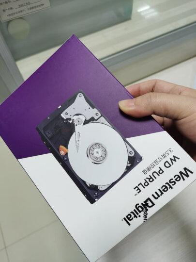 西部数据(WD)紫盘 3TB SATA6Gb/s 64M 监控硬盘(WD30PURX) 晒单图