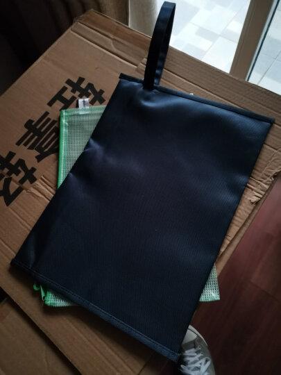 信发 TRNFA TB-4001 A4牛津布袋文件袋公文包 手提袋 拉链资料加厚拉边袋 宣传培训收纳袋 会议包 晒单图