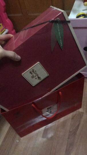 憩园 茶叶 四大茗茶组合礼盒(铁观音、茉莉花茶、功夫红茶、仙山绿茶)50g/罐*4 晒单图