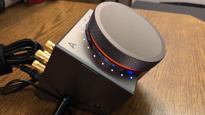 艾利和(Iriver)ACRO L1000 桌面台式解码耳放 解码放大一体机 耳机放大器 台式耳放 枪色 晒单图
