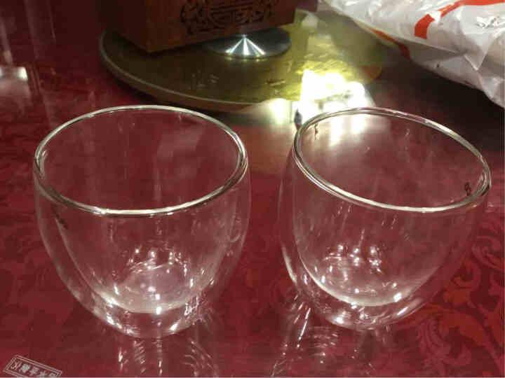 【赠品】Saeco双层隔热玻璃咖啡杯一个 晒单图
