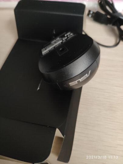 华硕 UX300 有线鼠标 办公鼠标 家用鼠标 右手鼠标 笔记本台式机鼠标 黑色 晒单图