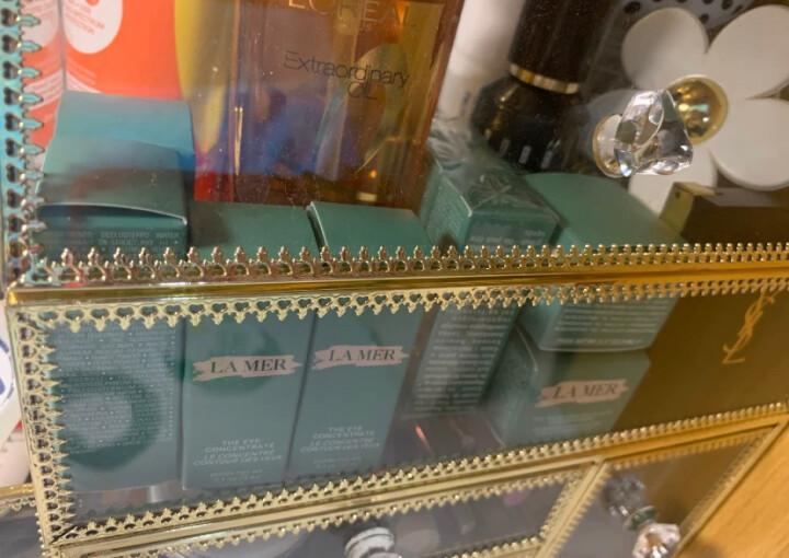 海蓝之谜(LA MER)提升紧致精华面膜50ml(补水保湿面膜 提拉亮肤)精美礼盒装 礼物送女友 送老婆 晒单图