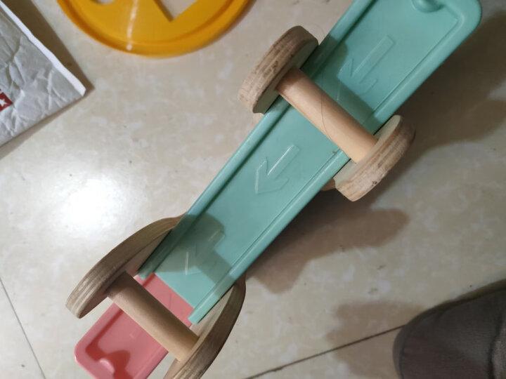 铭塔婴幼儿童绕珠串珠玩具 6-12个月木制启蒙早教智力男女孩 宝宝积木0-1-2-3周岁玩具生日礼物 晒单图