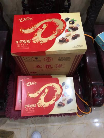 德芙Dove精心之选多种口味巧克力礼盒 送女友 糖果零食280g(本产品不含礼品袋) 晒单图