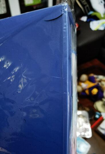 得力(deli)35mmA4塑料档案盒 资料文件收纳盒 财务凭证盒 财务用品 办公用品5622 晒单图