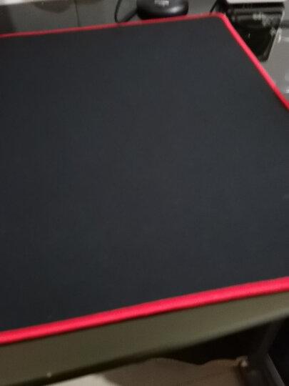 灵蛇(LINGSHE)粗面鼠标垫 900*400*4超控版粗面鼠标垫 精密锁边 可水洗P16粗面 礼盒装 晒单图