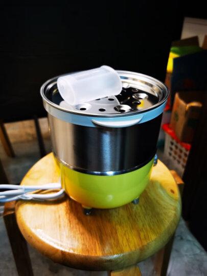 小熊(Bear)煮蛋器 双层定时全不锈钢蒸蛋器自动断电蒸鸡蛋羹神器迷你鸡蛋器小型 晒单图